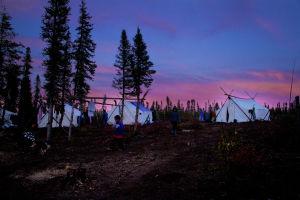 Willow Lake Camp